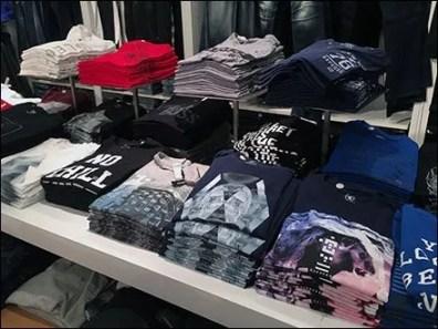 T-Shirt Massed Display 2