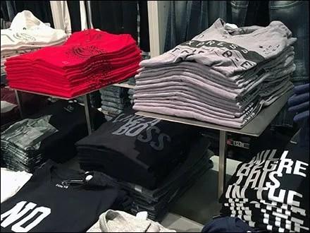 T-Shirt Massed Display 3