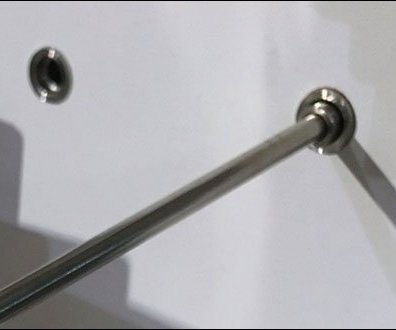 Threaded Plug-In Hook 3