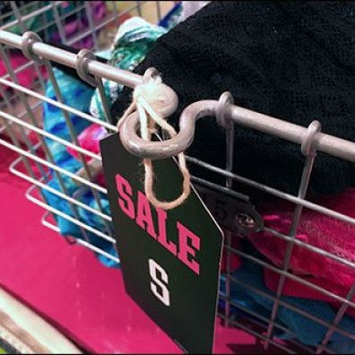 Victoria's Secret Wire Basket Bra Sale 1
