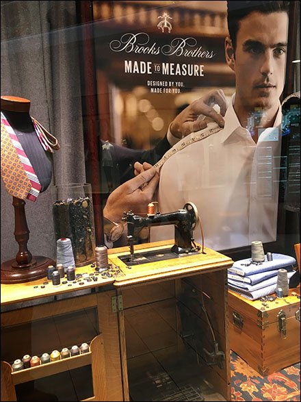 Made To Measure From 4 16: Brooks Brothers Made-To-Measure
