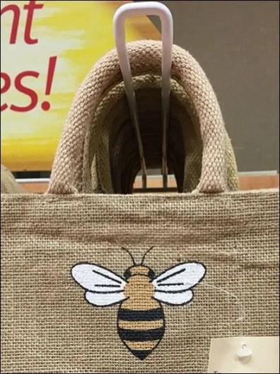Burts Bees Lip Balm Jute Bag Premium On Loop Hook