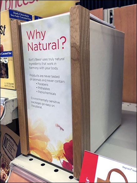 Why Natural? Burt's Bees Asked & Answered