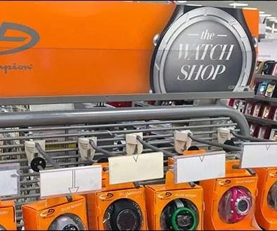 Champion Watch Shop Branded 2