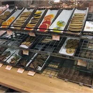 Cookie Grid Shelves 1
