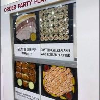 Party Platter Order Station