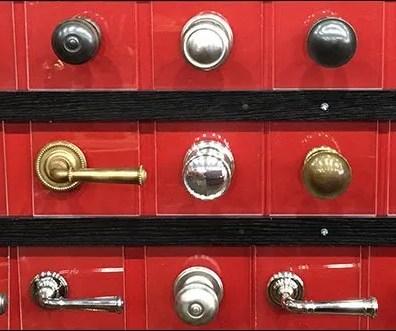 Concierge Hardware Knob Display