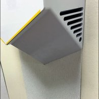 Dual Dyson AirBlade Backsplash 3