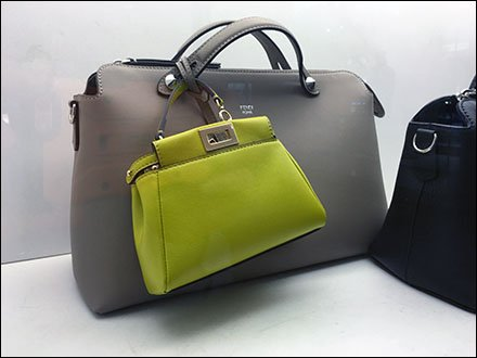 Fendi MicroBag As Purse Charm 1