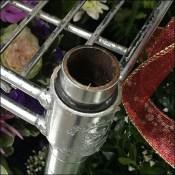 Super-Erecta-Shelf Floral Dunnage Rack