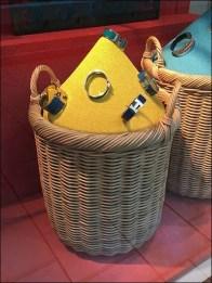 Hermes Color Sands Wicker Baskets 2