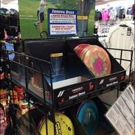 Innova Disc Golf Frisbee Display 2