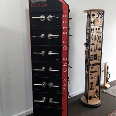 Karcher Design Miter Top Vertical Display 1