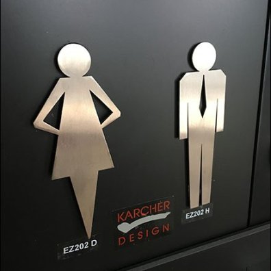 Karcher Design Restroom Icons 1