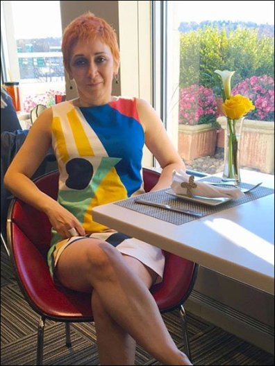 Margarit Sitting at Neiman Marcus Cafe 440 Cropped