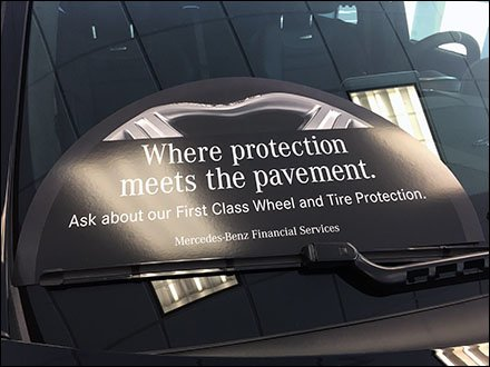Mercedes Tire & Wheel Insurance Protection Main