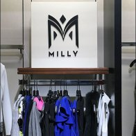 Milly Decorative Department Branding 2