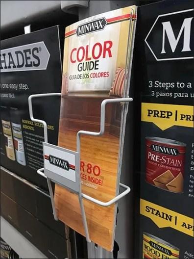 Minx Multi-Station Literature Rack 3