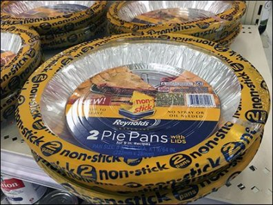Non-Stick Pie Tin 2