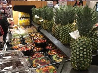 Pineapple Hedge 2