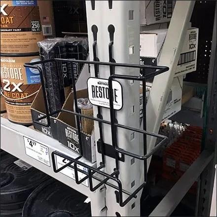 Rust-Oleum Restore Literature Rack 2