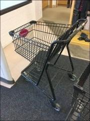 Shopping Cart Child Safety Warning 1