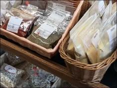 Spice Bags In Wicker 2