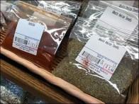 Spice Bags In Wicker 3