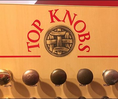 Top Knobs Hardware Display 3