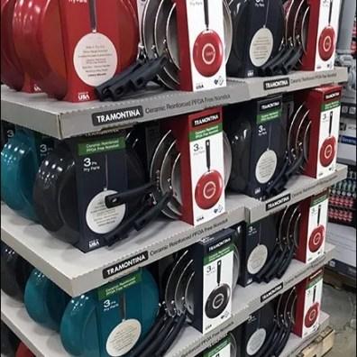 Tramontina Cookware Pallet Merchandising 2