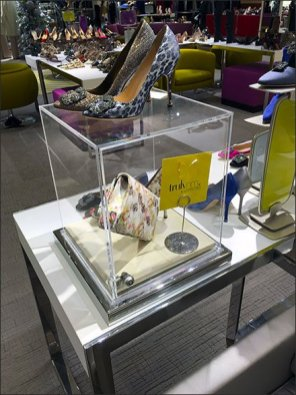 Truly Neiman Marcus Butterfly Curated Museum Case 1