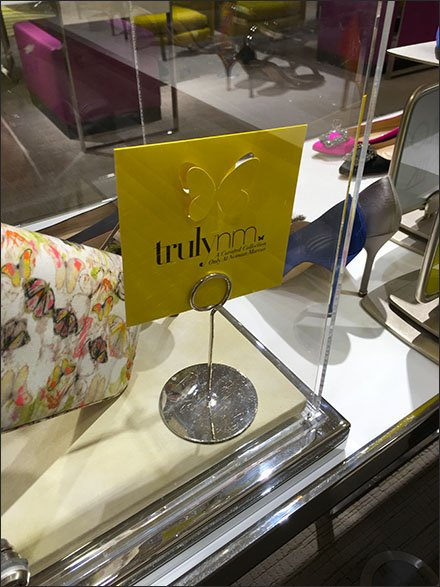 Truly Neiman Marcus Butterfly Curated Museum Case 2
