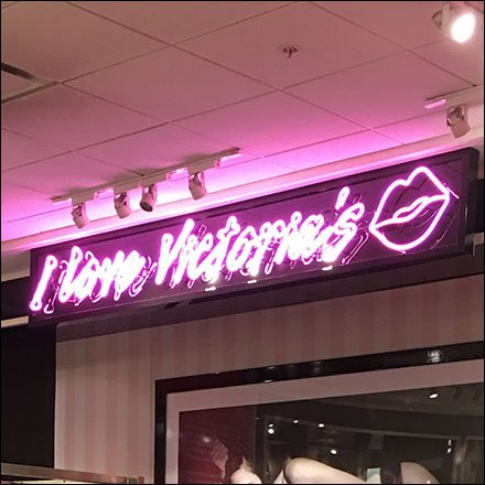 Victoria's Secret Retail Fixtures