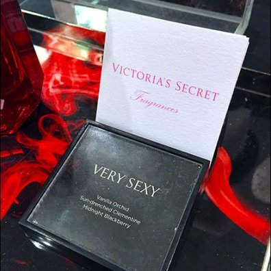 Victoria's Secret Very Sexy Fragrance Tester
