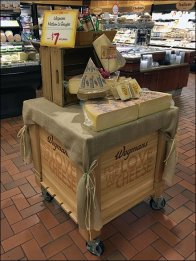 Wegmans For Love of Cheese 1