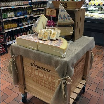 Wegmans For Love of Cheese 2