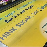 Weis Cashwrap Conveyor Advertising 3