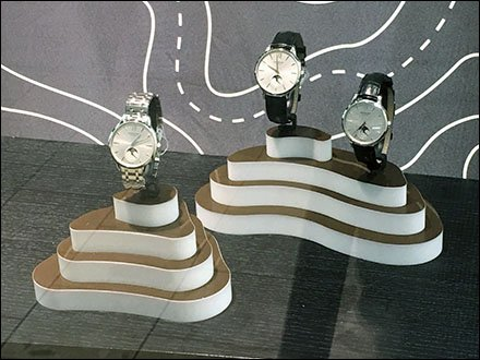Wrist Watch Marketing Topography Main