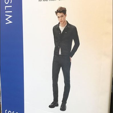 Guide to Modern Style and Size Courtesy of Calvin Klein