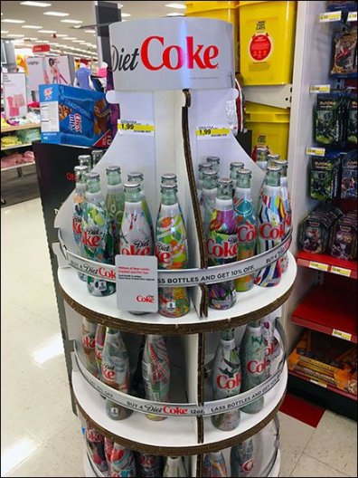Coke Recycles Entire Display 2