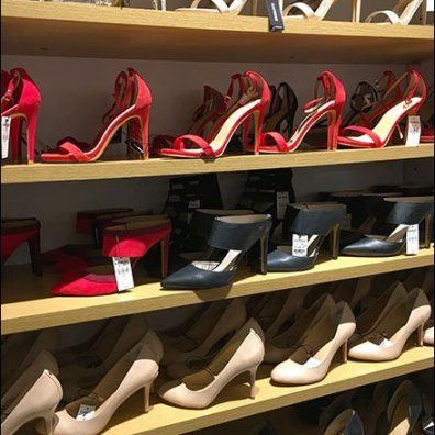 Women's Shoe-Shelf Dream at Express