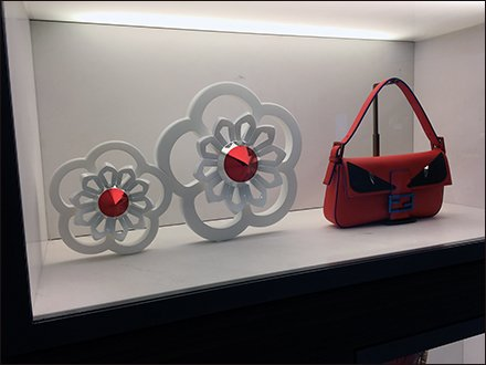 Fendi Spring Flower or Summer Snowflake 1