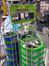 Frog Tape Table-Top Spinner 2