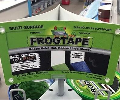 Frog Tape Tricorne Header Main