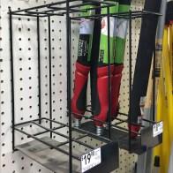 Half-Height Extension Pole Merchandisers 3