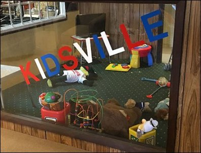 Kidsville Retail Play Area 2