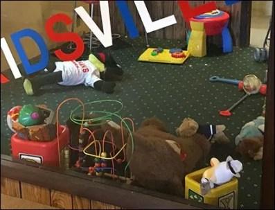 Kidsville Retail Play Area 3