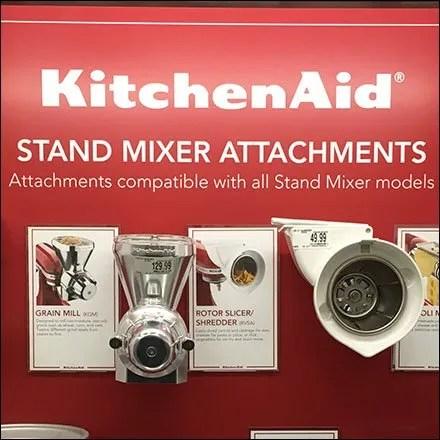 KitchenAid Retail Fixtures