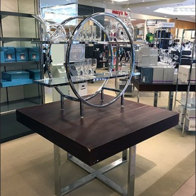 Creative Lenox Glassware Circles at Macys