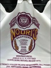 Nouri's Brothers Branded Bag 2